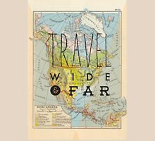 Travel Wide & Far - North America T-Shirt