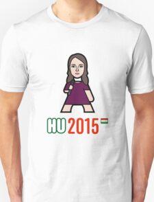 Hungary 2015 Unisex T-Shirt