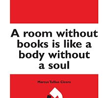 On Books - Marcus Tullius Cicero by Colin Robson
