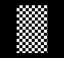 Mod Checkered Two Tone by 'Chillee Wilson'  by ChilleeWilson