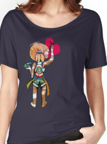 Art Chick Women's Relaxed Fit T-Shirt