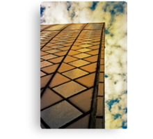 Opera House Tiles Canvas Print