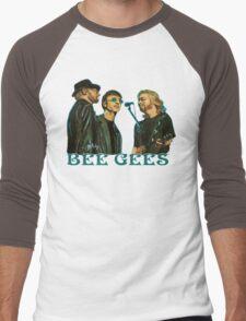 Bee Gees Men's Baseball ¾ T-Shirt