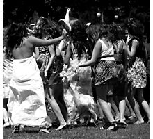 Party Party Party Photographic Print