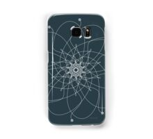 Ornament – Nightblu Blossom Samsung Galaxy Case/Skin
