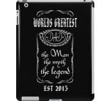 Worlds Greatest Dad - 2015 iPad Case/Skin