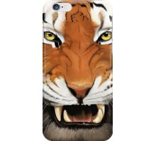 Tiger Face iPhone Case/Skin