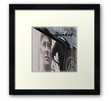 Yankee Tradition Framed Print