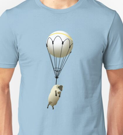 Flying Ram Extraction Unisex T-Shirt
