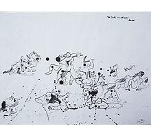 war series #9 Photographic Print