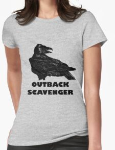 outback scavenger Womens Fitted T-Shirt