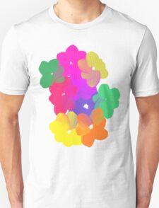 Magic Flowers Unisex T-Shirt