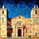 St. John's Cathedral - Malta by Joseph Barbara