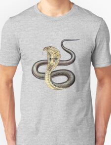 Indian Cobra (Naja naja) Unisex T-Shirt