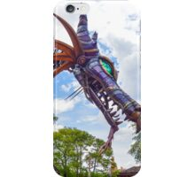 Maleficent Dragon from the Festival of Fantasy Parade at the Magic Kingdom, Walt Disney World iPhone Case/Skin