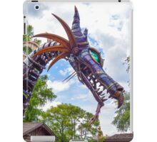 Maleficent Dragon from the Festival of Fantasy Parade at the Magic Kingdom, Walt Disney World iPad Case/Skin