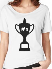 Trophy Women's Relaxed Fit T-Shirt