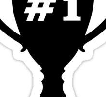 Trophy Sticker