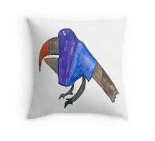 Stephen Bird  Throw Pillow