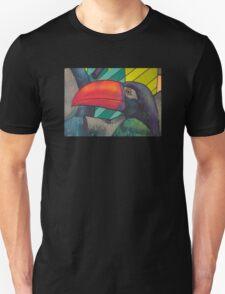 Toucan Graffiti Unisex T-Shirt