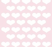 Kawaii Heart Paradise Design by NinjasInCarpets