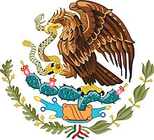 Coat of Arms of Mexico by abbeyz71