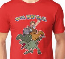 Gotta Hunt Em All Unisex T-Shirt