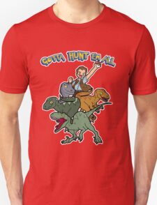 Gotta Hunt Em All T-Shirt