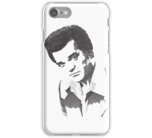 Conway Twitty Halftone iPhone Case/Skin