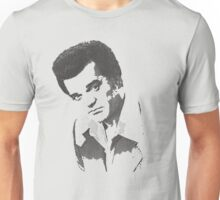 Conway Twitty Halftone Unisex T-Shirt