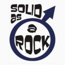 Solid as a Rock - Menfolk series by gnubier
