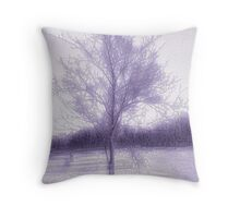 My Winter Tree Throw Pillow
