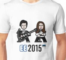 Estonia 2015 Unisex T-Shirt