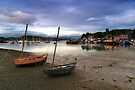 Low Tide in Tarbet by Kasia-D