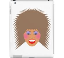 Greatest Tina iPad Case/Skin