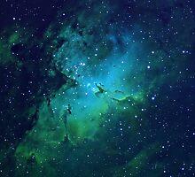 Galaxy by Erin Lopez
