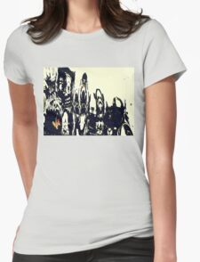 Monsters Gather For Class Reunion Photograph Womens Fitted T-Shirt