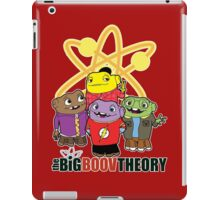 Big Boov Theory iPad Case/Skin