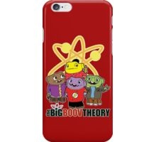 Big Boov Theory iPhone Case/Skin