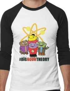 Big Boov Theory Men's Baseball ¾ T-Shirt