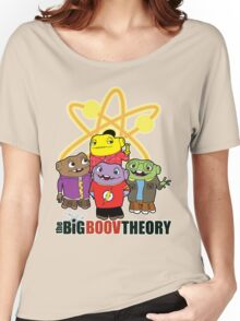 Big Boov Theory Women's Relaxed Fit T-Shirt