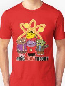 Big Boov Theory Unisex T-Shirt