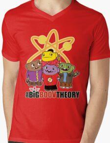 Big Boov Theory Mens V-Neck T-Shirt