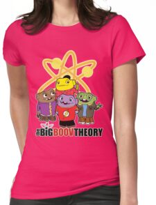 Big Boov Theory Womens Fitted T-Shirt