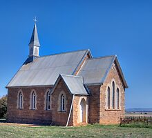 St Saviour's Church, Iandra, NSW by Adrian Paul