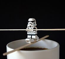 Stormtrooper Training by Deanomite85