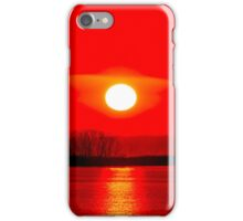 Heating Up iPhone Case/Skin