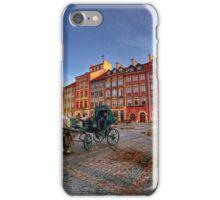 Warsaw iPhone Case/Skin
