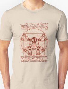 Vitruvian ribbon T-Shirt