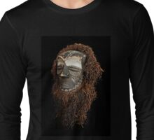 Kuba Helmet Mask Long Sleeve T-Shirt